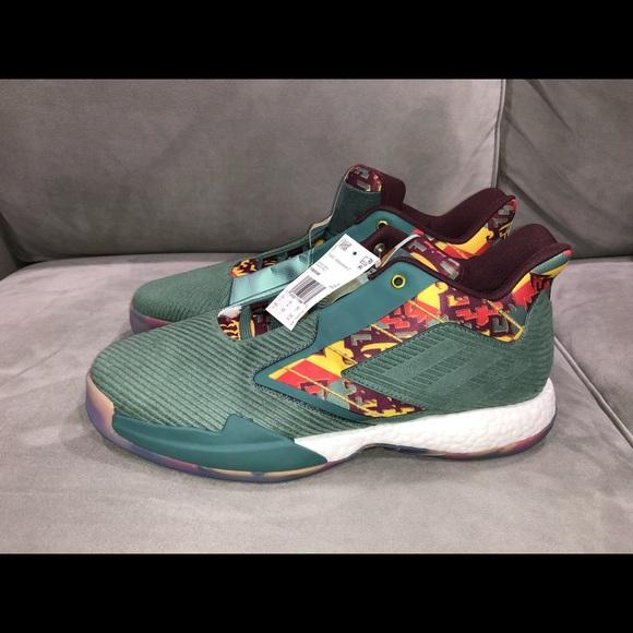 Adidas TMAC Millennium 2 Basketball Shoe Boost